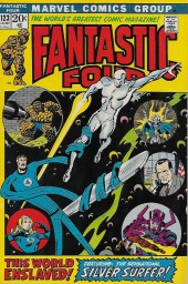 Fantastic Four (1961) -123- This World Enslaved!