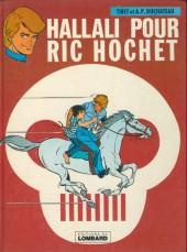 Ric Hochet -28a80- Hallali pour Ric Hochet