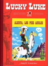 Lucky Luke (Edición Coleccionista 70 Aniversario) -38- Alerta, los Pies Azules