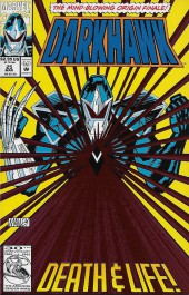 Darkhawk (1991) -25- Death and Life