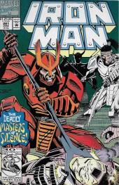 Iron Man Vol.1 (Marvel comics - 1968) -281- The Masters of Silence