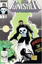 Punisher (1987) (The) -6- Garbage