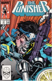 Punisher Vol.02 (Marvel comics - 1987) (The) -13- Sacrifice Play