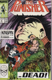 Punisher Vol.02 (Marvel comics - 1987) (The) -16- Escalation
