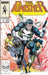 Punisher Vol.02 (Marvel comics - 1987) (The) -17- Computer War