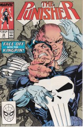 Punisher Vol.02 (Marvel comics - 1987) (The) -18- Face Off