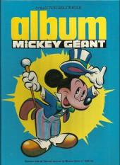 Mickey Géant (album) -1584bis- Numéro relié de Spécial Journal de Mickey Géant n° 1584 bis