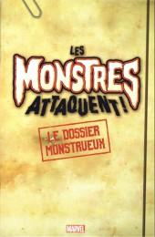 Les monstres attaquent -HS- Le dossier monstrueux