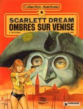 Scarlett Dream -4- Ombres sur Venise