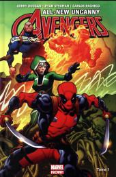 All-New Uncanny Avengers -1- Futur perdu