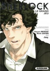 Sherlock (Moffat & Jay.) -3- Le Grand Jeu