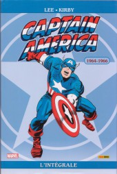 Captain America (L'intégrale) -1- L'Intégrale 1964-1966