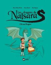 Les dragons de Nalsara -1- L'île aux Dragons