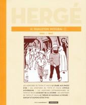 Hergé - Le Feuilleton intégral -9- 1940 - 1943