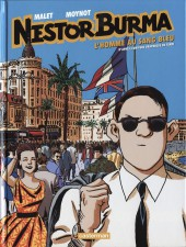 Nestor Burma -11- L'homme au sang bleu