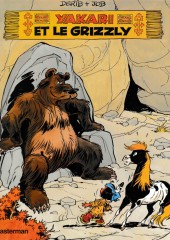 Yakari -5a93- Yakari et le grizzly