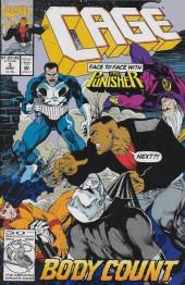 Cage Vol. 1 (Marvel - 1992) -3- Bad Debts