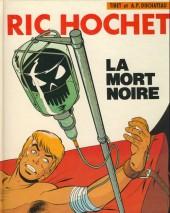 Ric Hochet -35a85- La mort noire