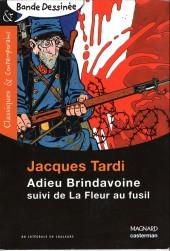 Adieu Brindavoine -f09- Adieu Brindavoine suivi de la fleur au fusil