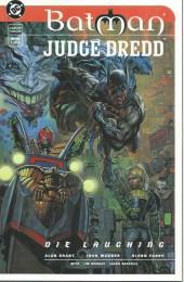 Batman/Judge Dredd: Die Laughing (1998) -1- Batman/Judge Dredd: Die Laughing #1