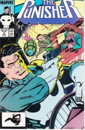 Punisher Vol.02 (Marvel comics - 1987) (The) -3- The Devil Came From Kansas!