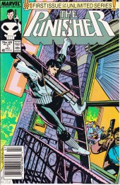 Punisher Vol.02 (Marvel comics - 1987) (The) -1- Marching Powder