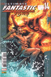 Ultimate Fantastic Four -14- La tombe de namor