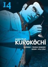 Inspecteur Kurokôchi -14- Tome 14