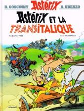 Astérix -37- Astérix et la Transitalique