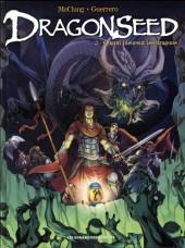 Dragonseed -3- Quand pleurent les dragons