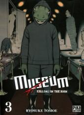 Museum - Killing in the rain -3- Volume 3