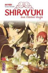 Shirayuki aux cheveux rouges -16- Tome 16