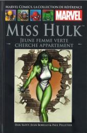 Marvel Comics - La collection (Hachette) -9662- Miss Hulk - Jeune Femme Verte Recherche Appartement