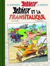 Astérix (albums Luxe en très grand format) -37- Astérix et la Transitalique