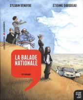 Histoire dessinée de la France -1- La Balade nationale - Les Origines