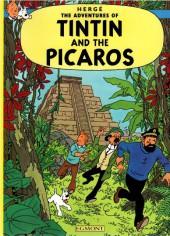 Tintin (The Adventures of) -23c- Tintin and the Picaros