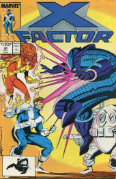 X-Factor (Marvel comics - 1986) -40- Dust to Dust