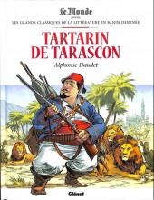 Les grands Classiques de la littérature en bande dessinée -21- Tartarin de Tarascon