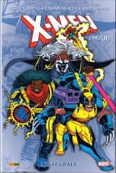 X-Men (L'intégrale) -33INT- L'intégrale 1993 (II)