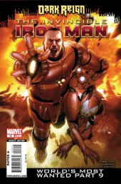 Invincible Iron Man (2008) -16- World's Most Wanted, Part 9: Titan of the Nuclear Age