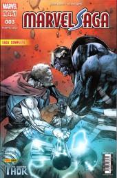 Marvel Saga (4e série - 2017) -3- L'Indigne Thor