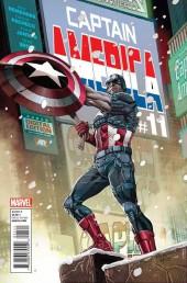 Captain America (2013) -11- Loose Nuke Part 1; A Fire in the Rain