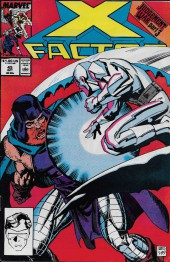 X-Factor (Marvel comics - 1986) -45- Arena