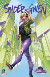 Spider-Gwen (2015) [I] -24VCB- Issue #24