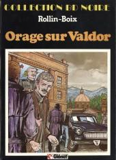 Orage sur Valdor