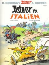 Astérix (en allemand) -37- Asterix in Italien