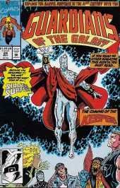 Guardians of the Galaxy (1990) -24- The Coming of the Keeper!