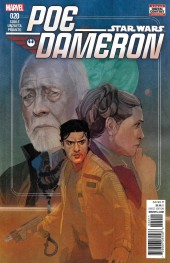 Poe Dameron (2016) -20- Legend Found Part I