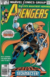 Avengers Vol. 1 (Marvel Comics - 1963) -196- The Terrible Toll of the Taskmaster