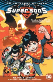 Super Sons (2017) -INT01- When I Grow Up